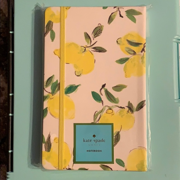 "kate spade Other - ♠️Kate Spade ""Take Note Large Notebook""♠️"
